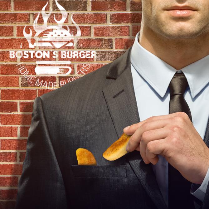 Boston's Burger
